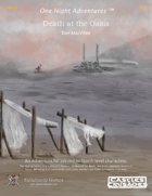 Death at the Oasis (Levels 2-4)