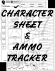 Snakes & Saloons Character Sheet (5e)