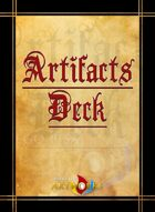 Artifacts Deck English Premium