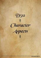 d512 Character Aspects