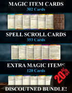 SRD Items Kit [BUNDLE]