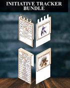 Initiative Tracker Bundle [BUNDLE]