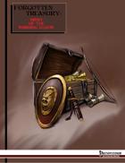 Forgotten Treasury: Arms of the Burning Legion