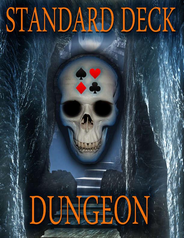 Standard Deck Dungeon - AmesGames