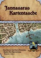 Der Hafen von Porto Pedrezza (Die Pirateninsel 1/4)