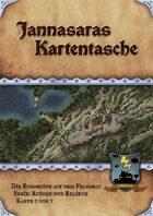Die Burgruine auf dem Felsgrat (Ruinen und Relikte 3/3)