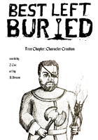 Best Left Buried: Free Chapter: Character Creation