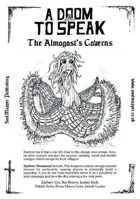 A Doom To Speak: The Almagast Caverns