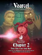 Voarcel: A Dark Fantasy setting for 5e: Chapter 2