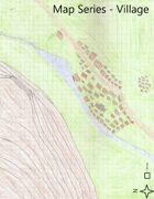 Map Series - Village