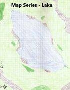 Map Series - Lake