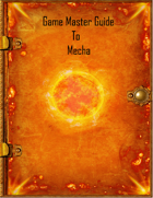 Game Master Guide to Mecha