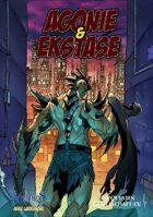 Agonie & Ekstase - Ein Superhelde-Abenteuer für Mythras