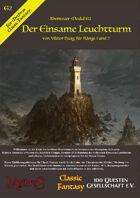 Der Einsame Leuchtturm - Ein Abenteuer für Classic Fantasy