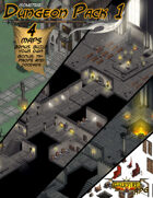 Isometric Dungeon Pack 1