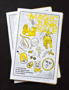 Magic Junk Sale