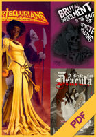 The Machinations PDF Bundle 1 [BUNDLE]