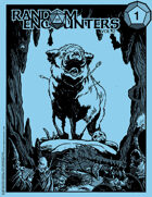 Random Encounters Map Collection Vol 2, Issue 1 (Jan 2019) REMC006
