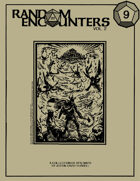 Random Encounters Map Collection Vol 2, Issue 9 (September 2019) Low-Res - REMC0014LR