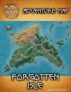 Adventure Map: Forgotten Isle