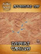 Adventure Map: Desert Canyon