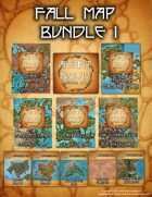 Avant Novis Fall maps [BUNDLE]