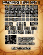 Standard Dungeon Tiles 1