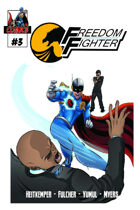 Freedom Fighter #3