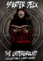The Underground - ATD Starter Deck