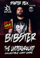 The Underground - Bibster Starter Deck