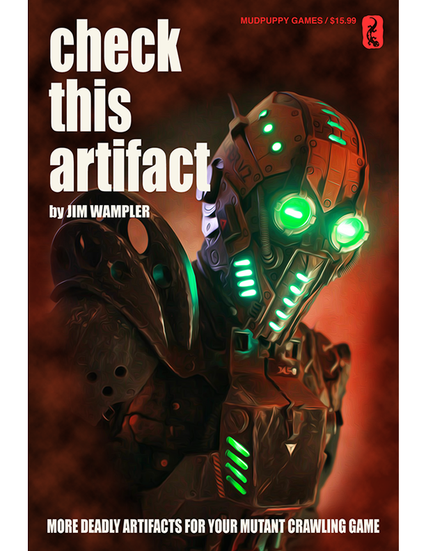 Deadly Artifact