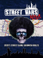 Street Wars NYC - Gang Warfare Rule Book