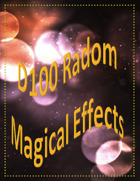 D100 Random Magical Effects