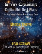 Capital Ship Deck Plans: Medical Center