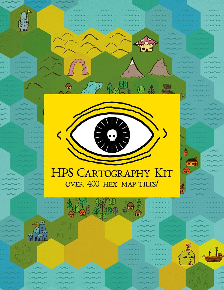 HPS Cartography Kit