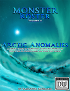 Monster Roster II: Arctic Anomalies