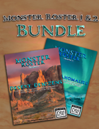 Monster Roster I and II [BUNDLE]