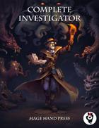 Complete Investigator