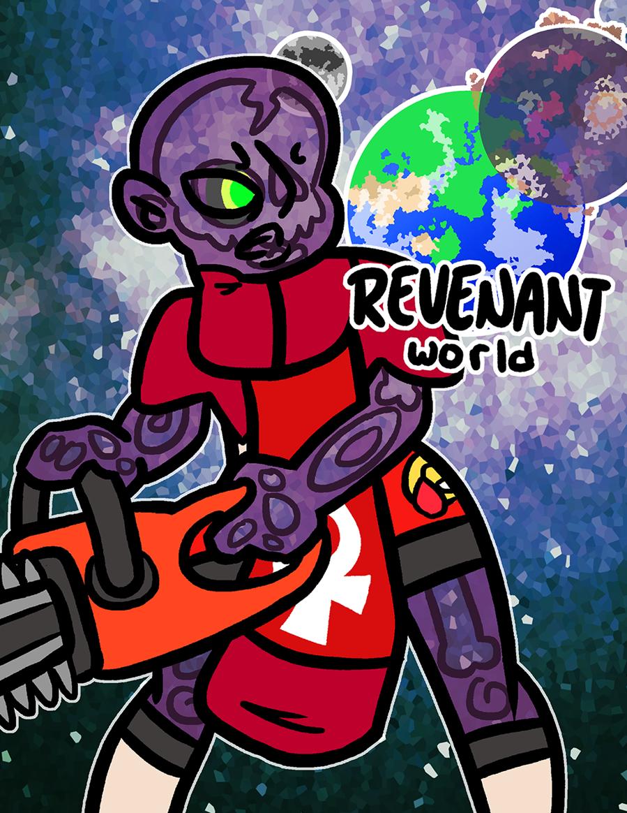 Revenant World - Vagabond Pen and Paper   DriveThruRPG com