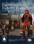 Blackmoor Society ERY-S118-E1 - A Rumbling at Ravens Barrow