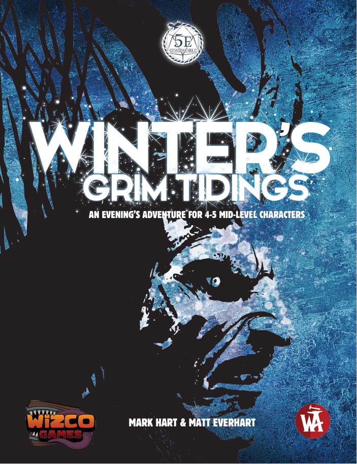 Winter's Grim Tidings - 7th-9th Level (PDF)