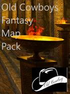 2x2 Fantasy Map Pack