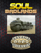 Badlands(SOUL one sheet)