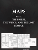 Maps - The Priest, the Witch and the Lost Temple