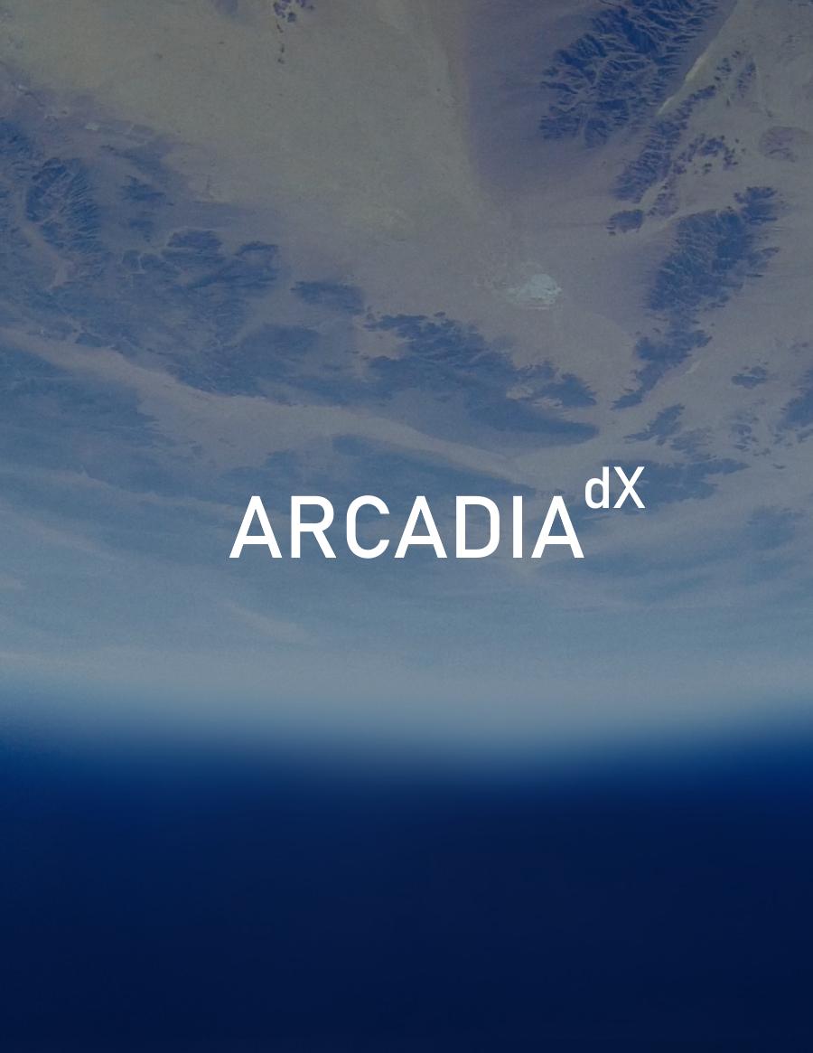 Arcadia dX - Rulebook