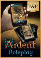 Ardent Roleplay Cards - Print and Play