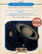 The Smugglers' Port Solo Gamebook - Hero Kids Compatible