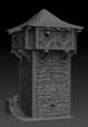 Medieval Scenery - The Watchtower
