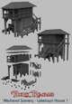 Medieval Scenery - Laketown House 1