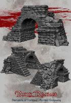 Denizens of Fantasy - Ruined Gateway